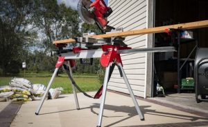 Milwaukee Folding Miter Saw Stand