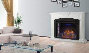 Mantel Electric Fireplaces