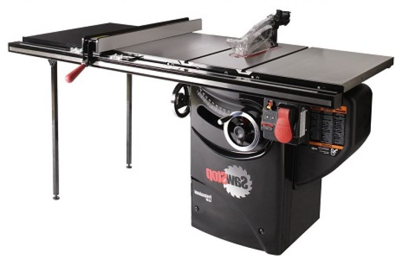 Best Cabinet Table Saw in 2019 – Review & Buyer's Guide
