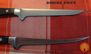 boning and fillet knife
